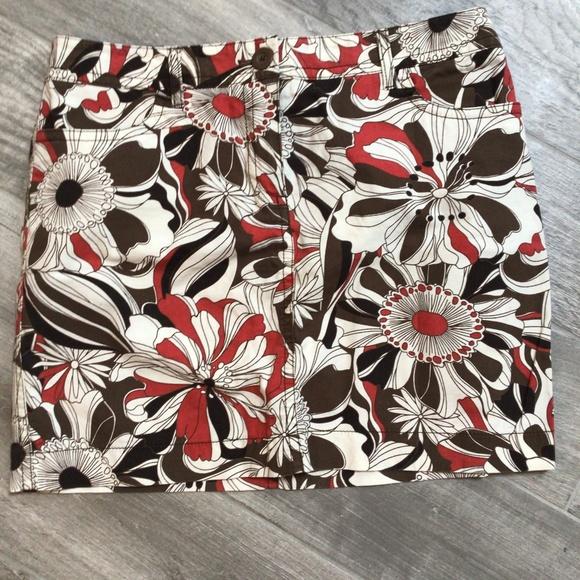 Petite summer skirt